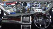 Toyota Innova Crysta at 2017 Bangkok International Motor Show dashboard