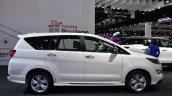 Toyota Innova Crysta at 2017 Bangkok International Motor Show profile
