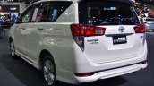 Toyota Innova Crysta at 2017 Bangkok International Motor Show rear three quarters