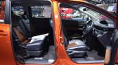 Toyota Sienta cabin at 2017 Bangkok International Motor Show