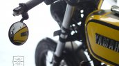 Yamaha FZ cafe racer by Gear Gear Motorcycle rear view mirrors