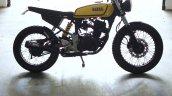 Yamaha FZ cafe racer by Gear Gear Motorcycle side