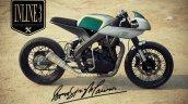 Yamaha R15 Tony 535 by Inline3 Cutom Motorcycles side