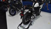 Yamaha R3 at BIMS 2017 rear three quarter right