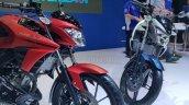 Yamaha V-Ixion R engine front fender