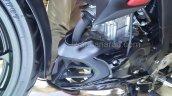 Yamaha V-Ixion R engine front