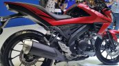 Yamaha V-Ixion R engine side view