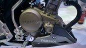 Yamaha V-Ixion R engine side