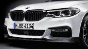 2017 BMW 5 Series BMW M Performance front splitter
