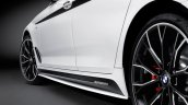 2017 BMW 5 Series BMW M Performance side skirt extension