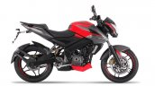 2017 Bajaj Pulsar NS200 red-grey