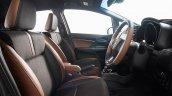 2017 Honda Jazz (facelift) front seats