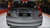 2017 Honda Jazz hybrid rear