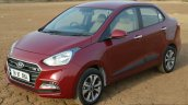 2017 Hyundai Xcent 1.2 Diesel (facelift) front quarter high review