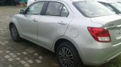 2017 Maruti Dzire ZDi+ AMT rear three quarters