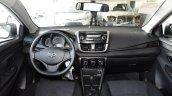 2017 Toyota Yaris L dashboard