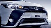 2017 Toyota Yaris L front fascia