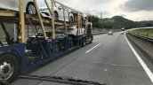 2018 Toyota Camry in transit