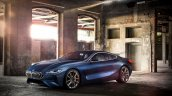 BMW Concept 8 Series front three quarters left side