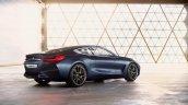 BMW Concept 8 Series rear three quarters