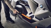 BMW Concept Link studio storage space