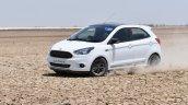 Ford Figo Sports Edition (Ford Figo S) at Rann of Kachchh review