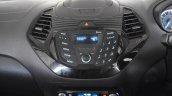 Ford Figo Sports Edition (Ford Figo S) centre console