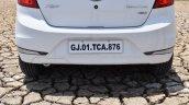 Ford Figo Sports Edition (Ford Figo S) rear bumper