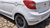 Ford Figo Sports Edition (Ford Figo S) rear quarter panel