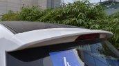 Ford Figo Sports Edition (Ford Figo S) rear spoiler