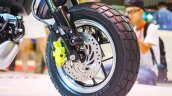 Honda Monkey 125 concept at 2017Vietnam Motorcycle Show front tyre