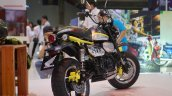 Honda Monkey 125 concept at 2017Vietnam Motorcycle Show rear three quarter