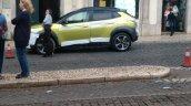 Hyundai Kona profile spy shot