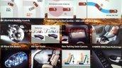 Indian-spec Isuzu MU-X brochure leaked image safety features