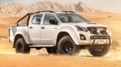 Isuzu D-Max AT35 front three quarters