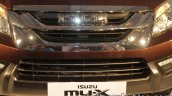 Isuzu MU-X grille launched in India image