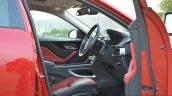 Jaguar F-Pace R-Sport SUV front cabin Review