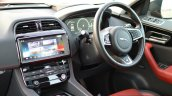 Jaguar F-Pace R-Sport SUV interior Review