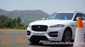 Jaguar F-Pace white