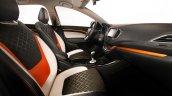 Lada Vesta SW Cross concept front seats