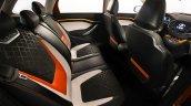 Lada Vesta SW Cross concept rear seats