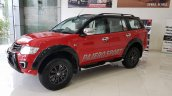 Mitsubishi Pajero Sport Select Plus front three quarters left side