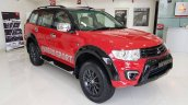 Mitsubishi Pajero Sport Select Plus front three quarters