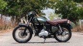 Royal Enfield Classic 350 Mr Oliver by Eimor Customs side left