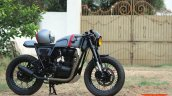 Royal Enfield Continental GT Grey Hound by TNT Motorcycles side