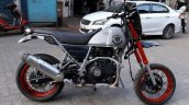 Royal Enfield Himalayan Madmax by Transfigure Custom House side right