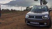 South African-spec Suzuki Ignis front