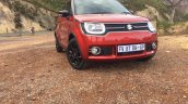 South African-spec Suzuki Ignis
