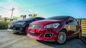 Suzuki Ciaz with Amotriz body kit