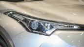 Toyota C-HR headlamps
